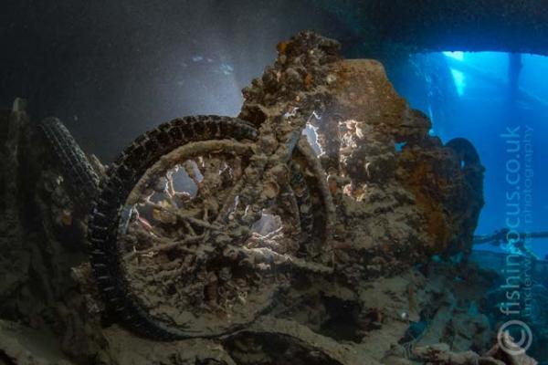 thistlegorm, Red Sea, fishinfocus, Mario Vitalini, OMD
