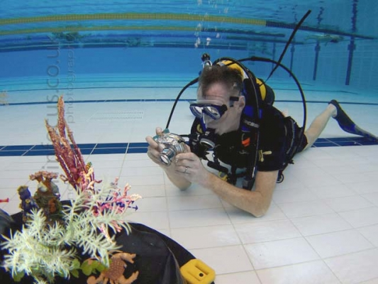 fishinfocus level 1 intro to underwater photography, Mario Vitalini