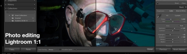 Get more from Lightroom with Mario Vitalini, fishinfocus